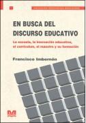 En busca del discurso educativo