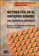 Matemática en el universo sonoro