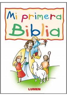 Mi primera Biblia (Encuadernada)