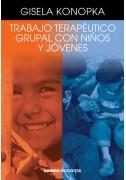 Trabajo terapéutico grupal con niños y jóvenes