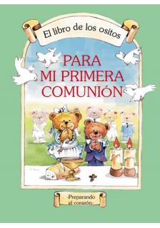 El libro de los ositos para mi primera Comunión