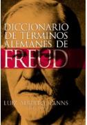 Diccionario de términos alemanes de Freud