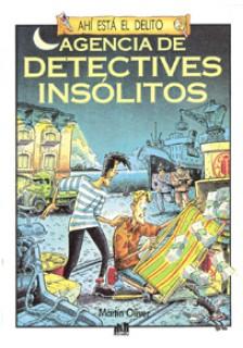 Agencia de detectives insólitos