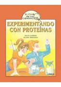 Experimentando con proteínas