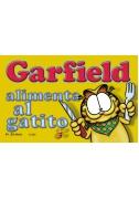 Garfield alimenta al gatito