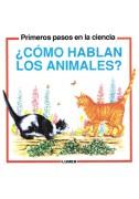 Cómo hablan los animales