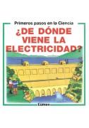 De dónde viene la electricidad