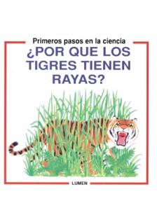 Por qué los tigres tienen rayas