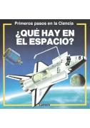 Qué hay en el espacio?