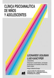 Clínica psicoanalítica de niños y adolescentes