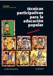 Técnicas participativas para la educación popular - Tomo I