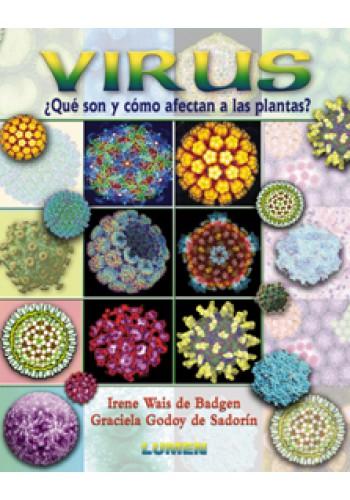 Virus qu son y c mo afectan a las plantas - Cuales son las plantas con flores ...